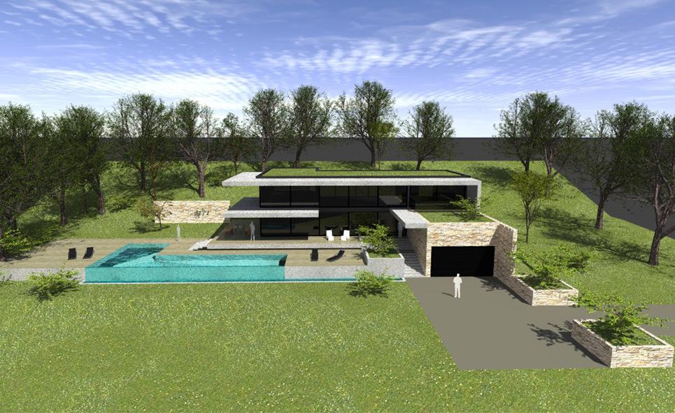 Projet Maison Architecte 1