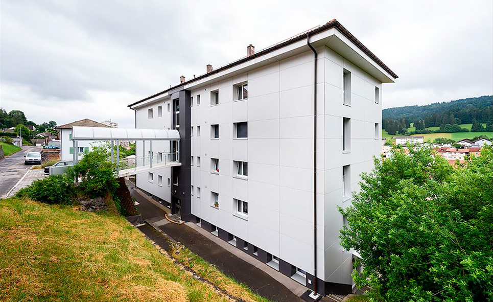 Renovation Energetiques Immeuble 2